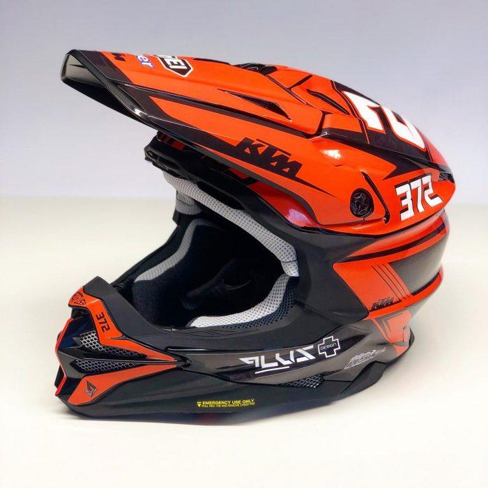 PLUS-DESIGN Helmdekore 1